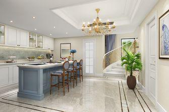 140平米复式法式风格厨房图片大全