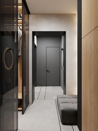 20万以上140平米现代简约风格玄关设计图