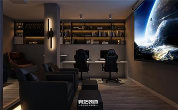 140平米现代简约风格影音室欣赏图