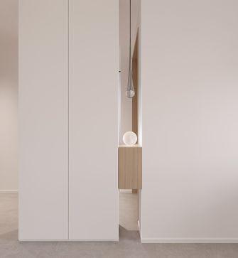 110平米三室两厅日式风格玄关欣赏图