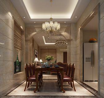 豪华型140平米四欧式风格餐厅欣赏图