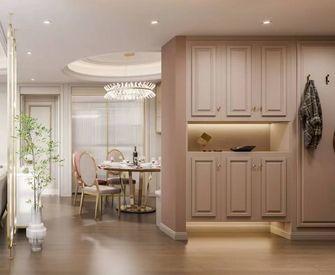 3万以下140平米三室两厅轻奢风格玄关装修效果图