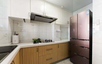 60平米一居室日式风格厨房效果图