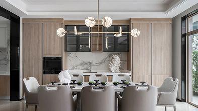 20万以上140平米别墅中式风格餐厅图片