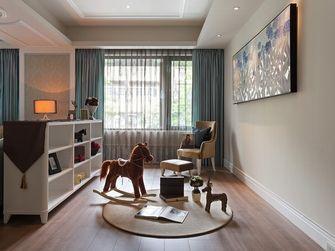 80平米现代简约风格青少年房装修图片大全