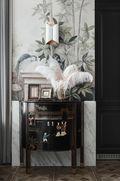 20万以上140平米三室一厅欧式风格玄关效果图