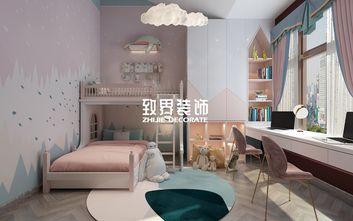 140平米四室两厅现代简约风格青少年房装修案例