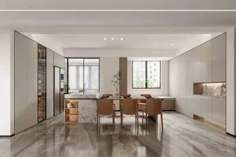 15-20万140平米三室两厅中式风格餐厅设计图
