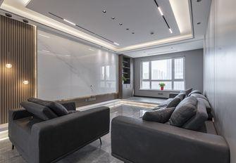 10-15万120平米三室两厅北欧风格客厅设计图