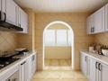 20万以上140平米地中海风格厨房图片