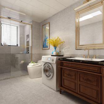 经济型140平米三美式风格卫生间装修案例