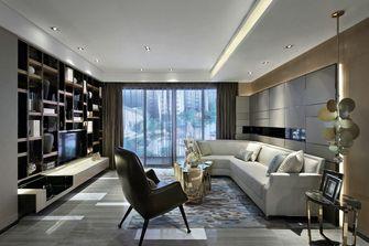 20万以上140平米四室五厅轻奢风格书房设计图