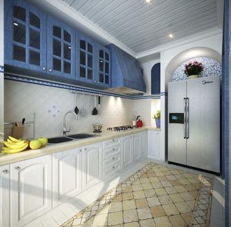地中海风格厨房图