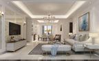 20万以上140平米四欧式风格客厅图片大全