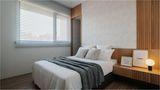 90平米美式风格卧室装修效果图