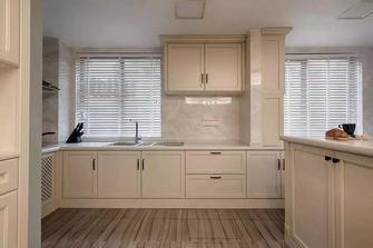 140平米四室一厅轻奢风格厨房图片