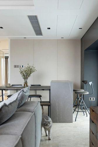 豪华型140平米别墅工业风风格餐厅图片大全