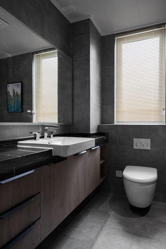 15-20万120平米三室两厅公装风格卫生间设计图