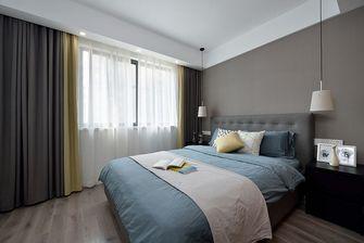 经济型100平米三混搭风格卧室图