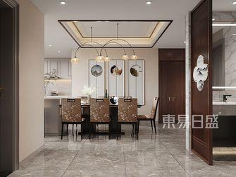 20万以上140平米中式风格餐厅装修案例