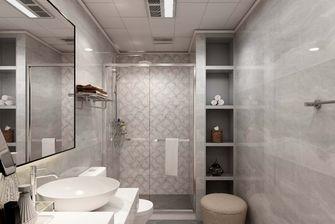 经济型80平米美式风格卫生间图片大全