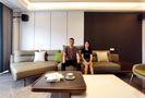 豪华型140平米四室两厅现代简约风格客厅设计图