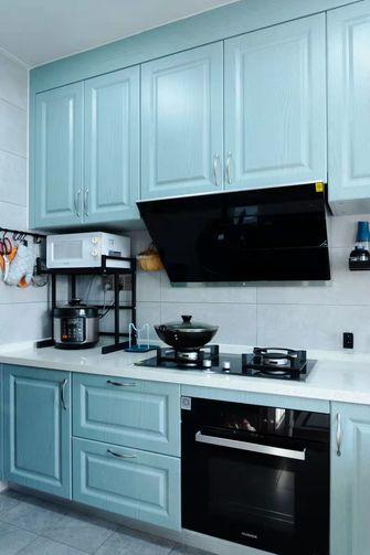 130平米三室两厅轻奢风格厨房效果图