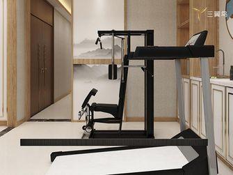 20万以上140平米复式中式风格健身房设计图