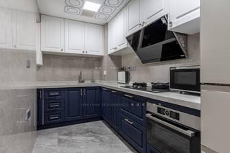 20万以上130平米三美式风格厨房装修图片大全