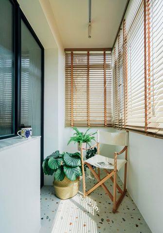 经济型50平米现代简约风格阳光房设计图