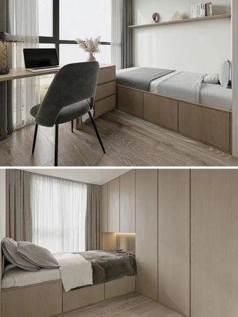 富裕型130平米四室两厅现代简约风格卧室装修案例