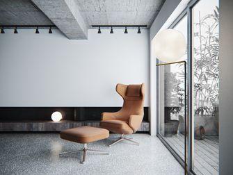 140平米公装风格客厅图