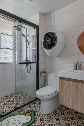 豪华型120平米东南亚风格卫生间装修效果图