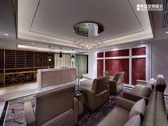 20万以上140平米别墅轻奢风格影音室设计图