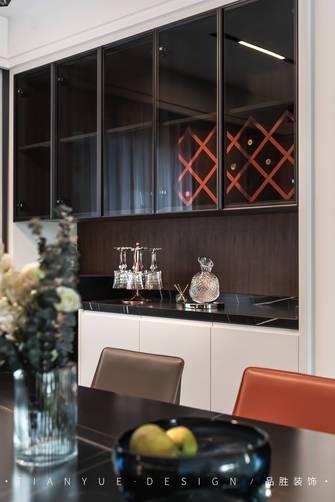15-20万140平米四室两厅混搭风格餐厅装修效果图