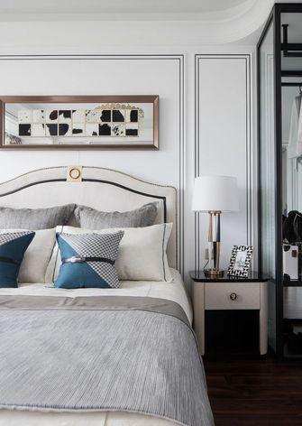 经济型110平米三室一厅欧式风格卧室欣赏图