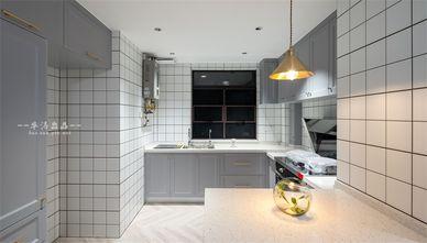 15-20万100平米三北欧风格厨房欣赏图