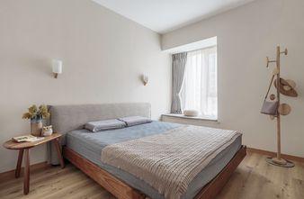 100平米三室三厅日式风格卧室图片大全