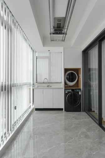 富裕型140平米四室两厅日式风格阳台效果图