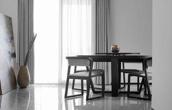 豪华型140平米四室四厅现代简约风格餐厅欣赏图