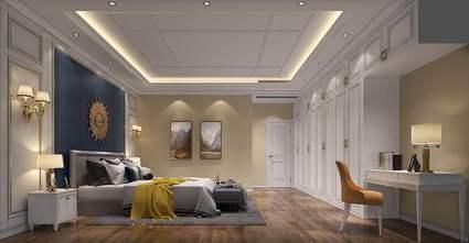 豪华型140平米别墅欧式风格青少年房图片