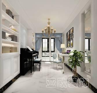 120平米四室两厅欧式风格书房图片大全