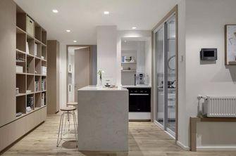 5-10万100平米日式风格厨房设计图