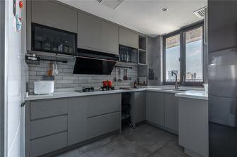 140平米工业风风格厨房效果图