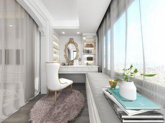 20万以上140平米四室两厅法式风格阳台欣赏图