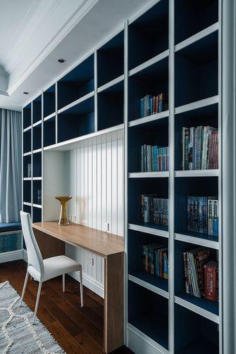 20万以上110平米三室两厅法式风格书房图片