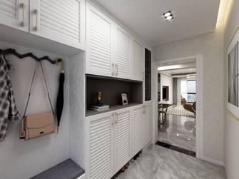 20万以上140平米三室一厅现代简约风格玄关装修案例