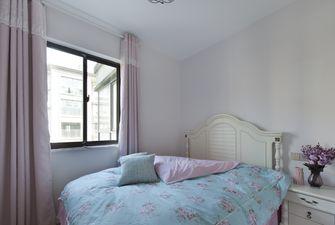 富裕型80平米美式风格卧室欣赏图