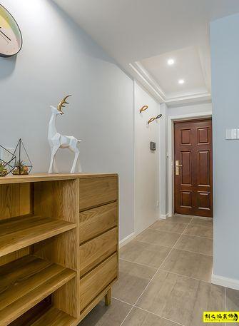 10-15万110平米三室两厅北欧风格玄关装修效果图