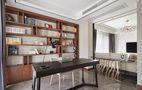 20万以上130平米四港式风格书房装修案例
